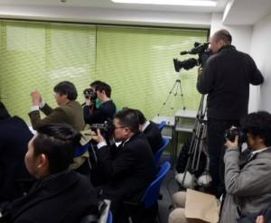記者発表会